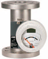 Fam 540 Fisher Amp Porter Abb Metal Tube Armored Rotameters