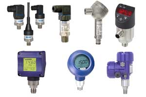 Wika Electronic Pressure Transmitters