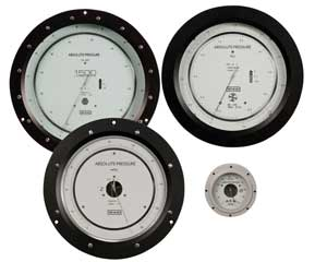 Wallace & Tiernan precision pressure gauges